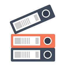 Data Stacks Icon